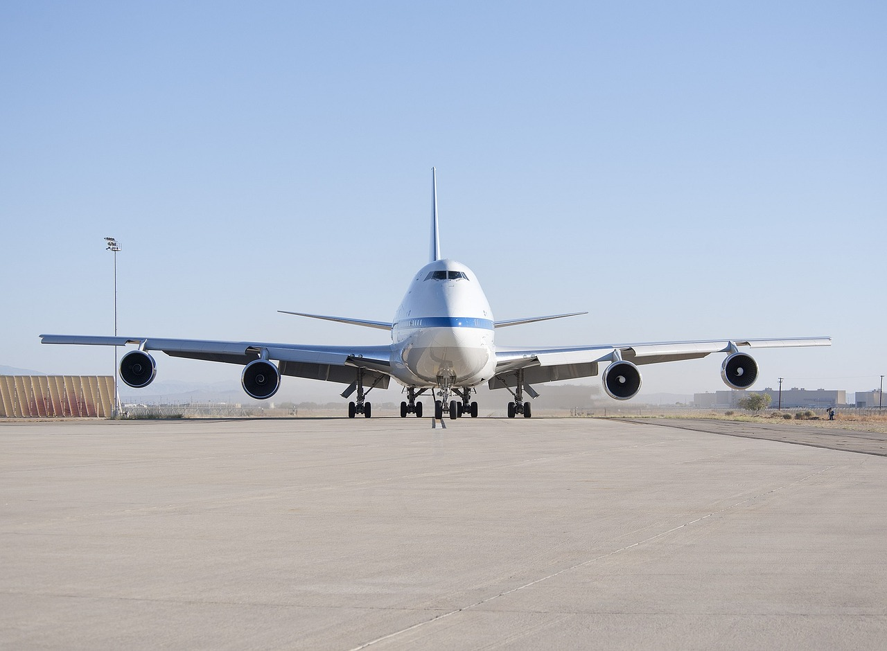 Jetliner Boeing
